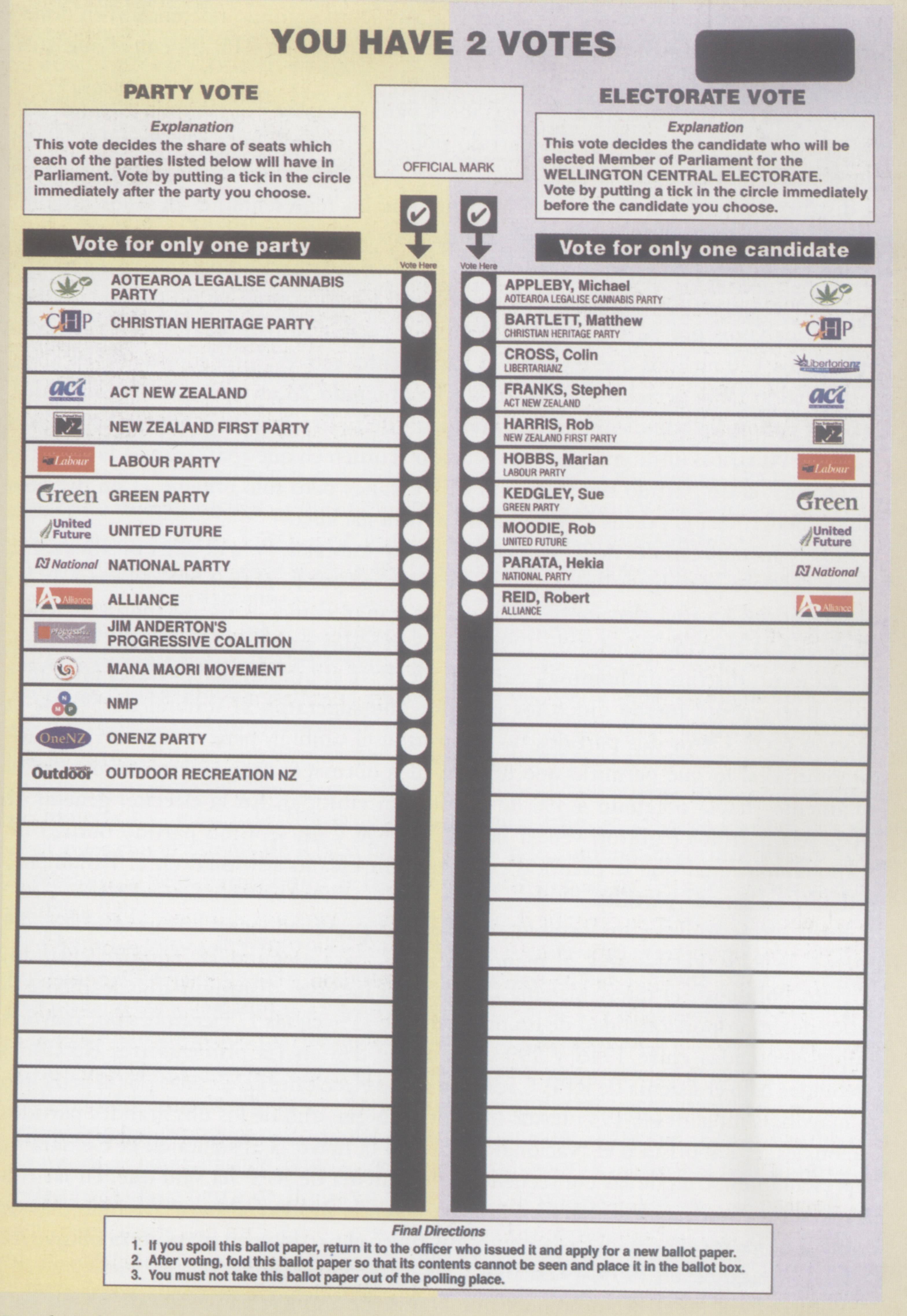Sistemas electorales — ACE
